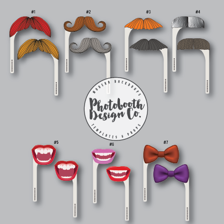 photobooth stick props