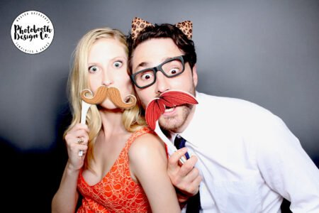 pvc photo booth signs