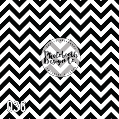 chevron backdrop