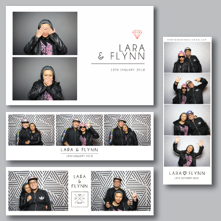 Modern Collection Photobooth Design Co - Photo booth design templates