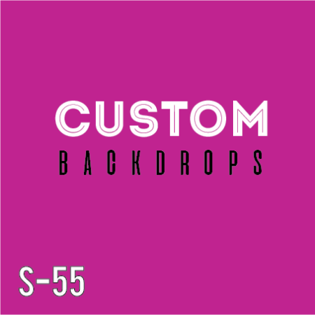 custom backdrops