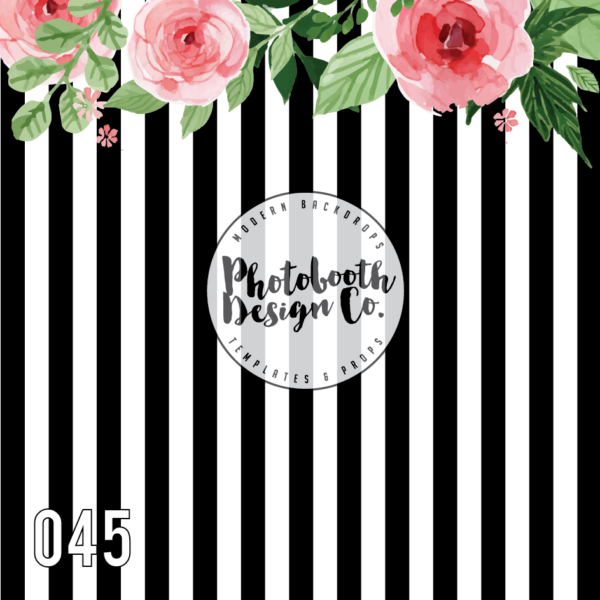 Floral Backdrop