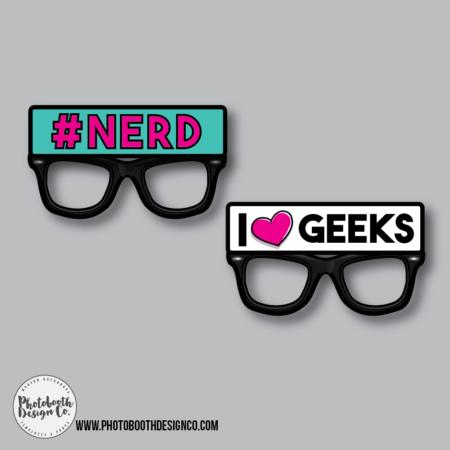 nerd props