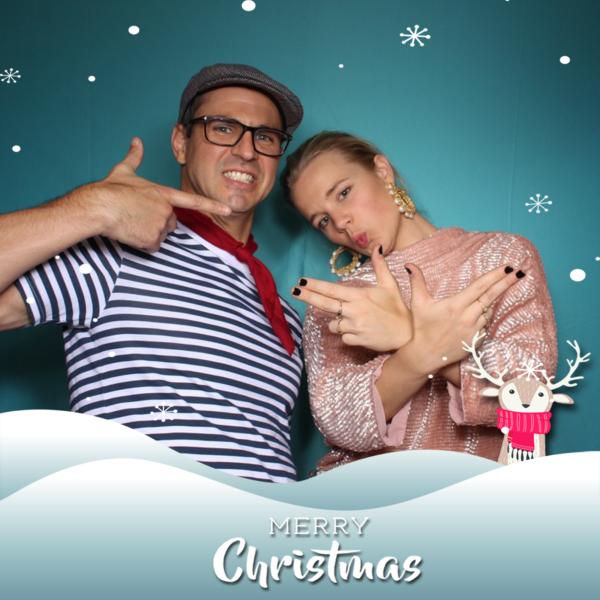 Christmas GIF overlays