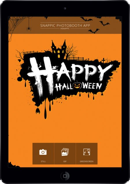 IPAD Halloween Branding – Preview