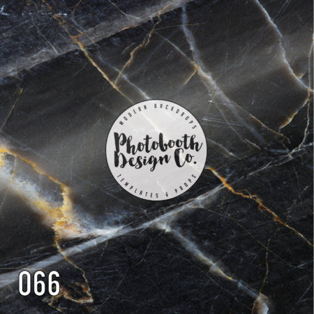 dark marble photobooth backdrop