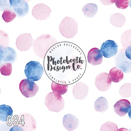 084 Confetti Dabs