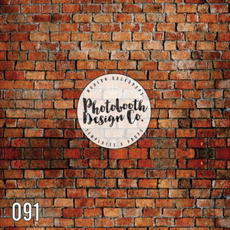 091 Brick Wall-01