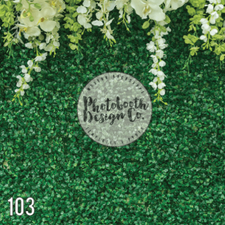 Rustic Wedding Backdrops Photobooth