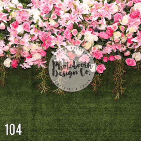 Wedding Photo Booth Backdrops