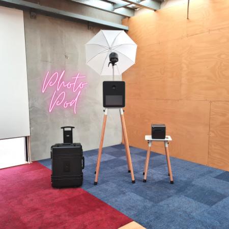 Portable Photo Booth