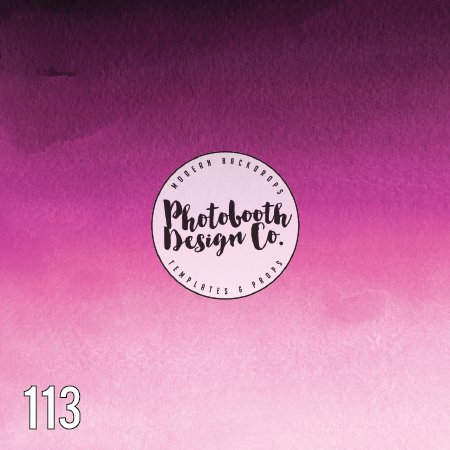 Photo booth Backdrop Pink